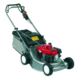 Honda HRD 536HXE Lawnmower