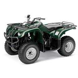 YAMAHA ATV GRIZZLY 350 QUAD