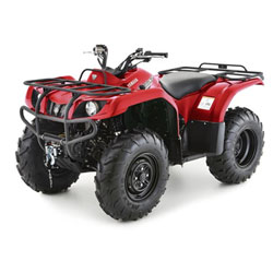 YAMAHA ATV BIG BEAR 250 QUAD