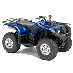YAMAHA ATV GRIZZLY 450 QUAD