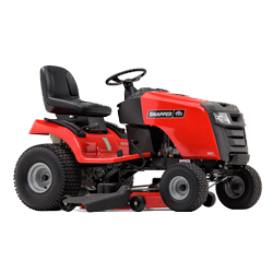 SNAPPER ERPX 17538 RDF RIDE ON MOWER